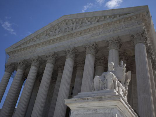 The Supreme Court recently struck down a Los Angeles ordinance that allowed the police to examine guest registries at hotels and motels anytime during the day or night. (Photo: Evan Vucci, AP)