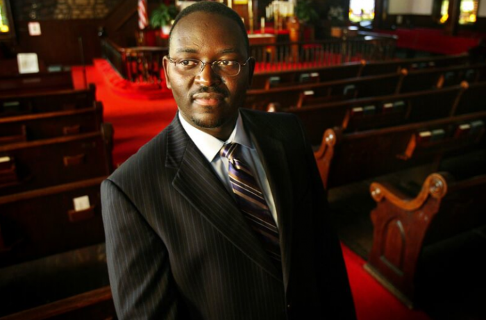 Clementa Pinckney served as the pastor of Emanuel African Methodist Episcopal Church and the senator for the 45th district. (AP photo)