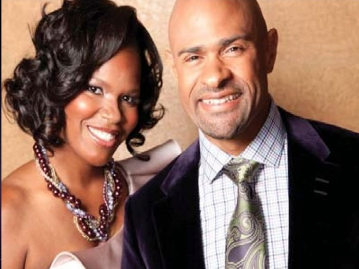 Pastor Wayne and First Lady Myesha Chaney