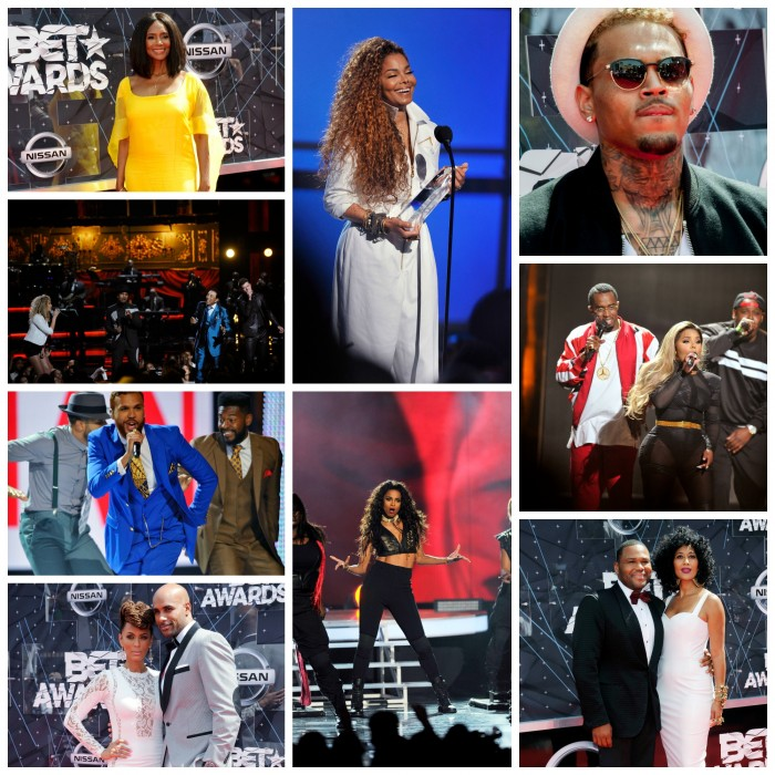 Memorable moments at the BET Awards with a star studded red carpet and exciting performances. (Valerie Goodloe and Robert Torrance/LA Sentinel)