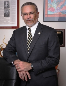 Dr. David M. Carlisle, President and CEO of Charles R. Drew University of Medicine and Science