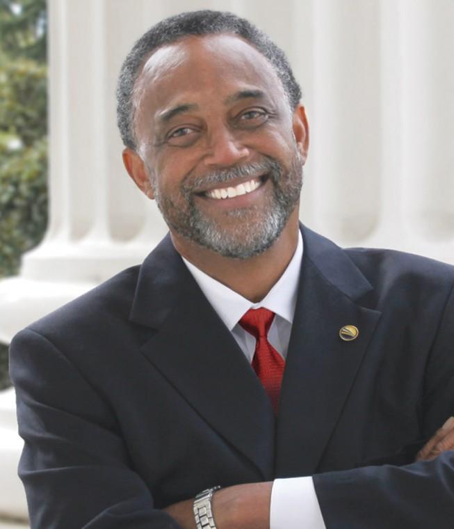 California State Assembly member Curren D. Price Jr.