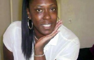 Alesia Thomas was arrested July 22, 2012, in the 9100 block of South Broadway Avenue. Thomas, who lost consciousness in the patrol car, was pronounced dead at a hospital. (courtesy photo) Female LAPD Officer Sentenced to Jail for Assaulting Woman While on Duty
