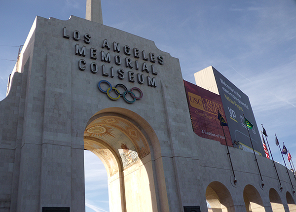The Opening Ceremonies for the Special Olympics World Games will take place at the Los Angeles Memorial Coliseum on July 25 at 5:00 p.m. (Amanda Scurlock/LA Sentinel)