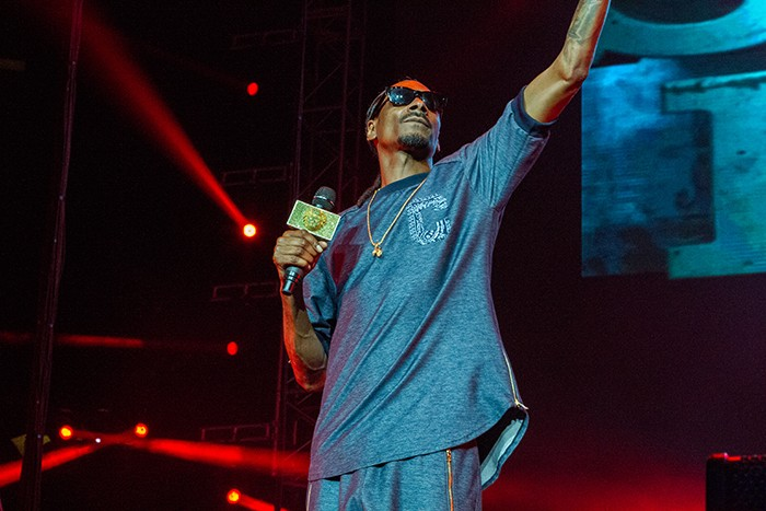 Snoop Dog (Robert Torrance/LA Sentinel)