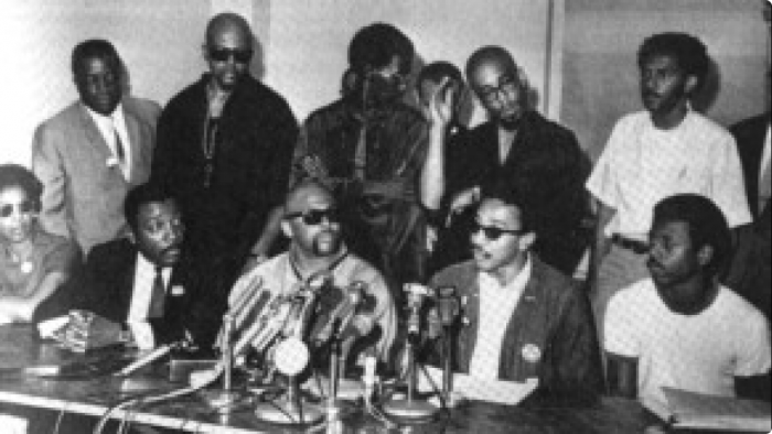 (Black Power Conference)