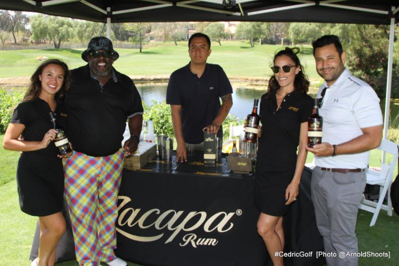 celebrities attend 3rd annual cedric the entertainer golf. Black Bedroom Furniture Sets. Home Design Ideas