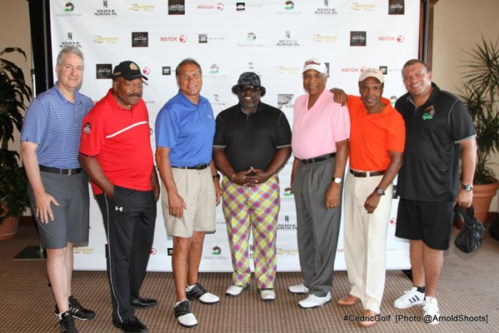 ENT - cedric entertainer golf9