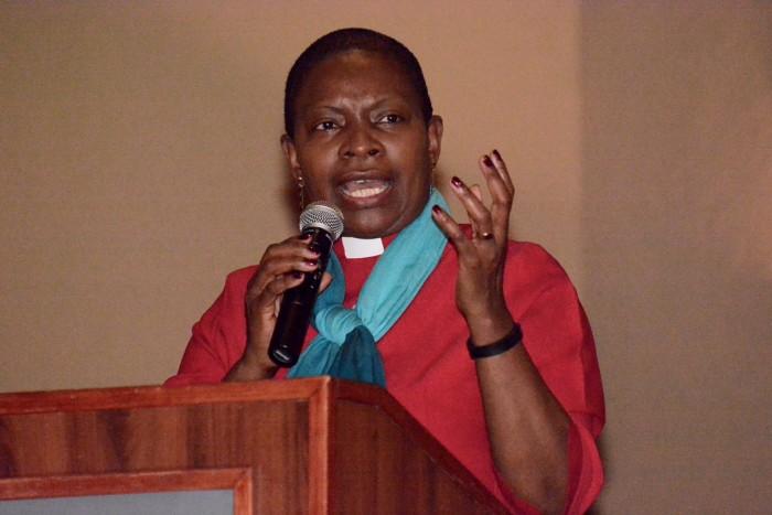 Rev Rose Josephine Hudson-Wilkin