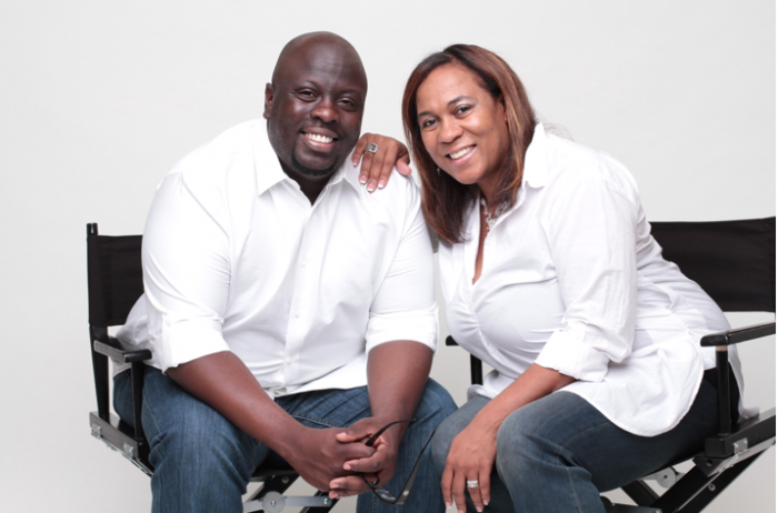 Dr. J and Lady Jay. (courtesy photo)