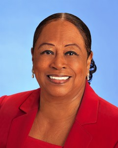 """""""The town hall is an opportunity for our local residents and businesses to learn how mandated water restrictions are impacting their communities, and how everyone as a whole can work together to save more water,"""" said West Basin Board President Gloria D. Gray about the upcoming West Basin town hall meeting in Inglewood on August 15. (file photo)"""