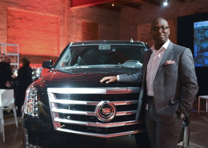 Martin Davis — a bright spot for GM (Courtesy Photo)