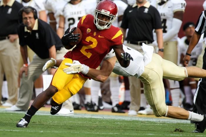 USC Adoree Jackson Photo:  Jordon Kelly