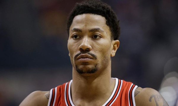 Rose averaged 17.7 points and 4.9 assists during the 2014-2015 season, according to the NBA (Darron Cummings/AP)