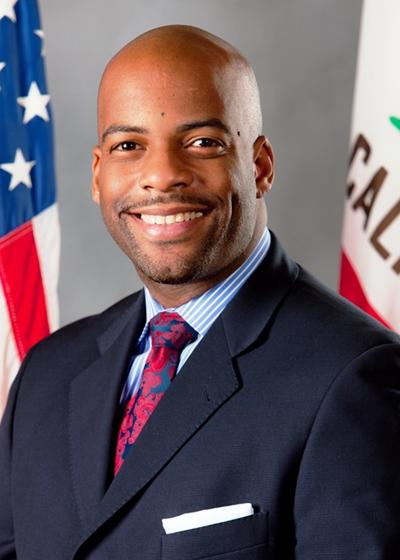 Senator Isadore Hall