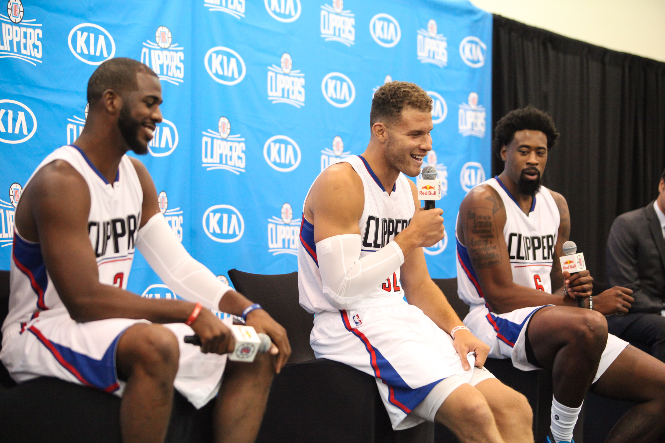 Los Angeles Clippers Host Media Day 2015 - Los Angeles