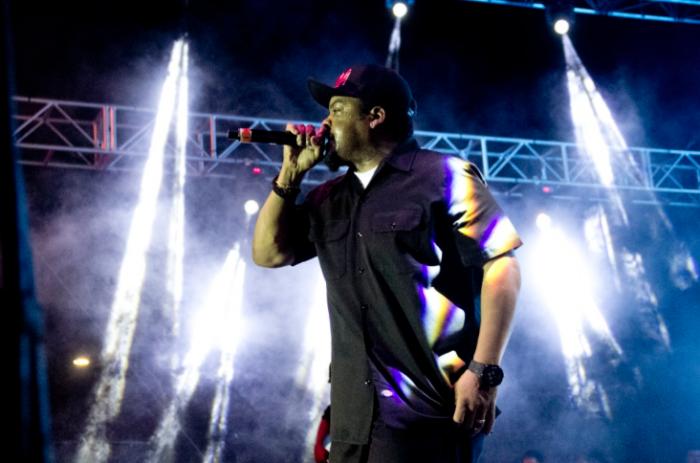 Ice Cube Long Beach Show