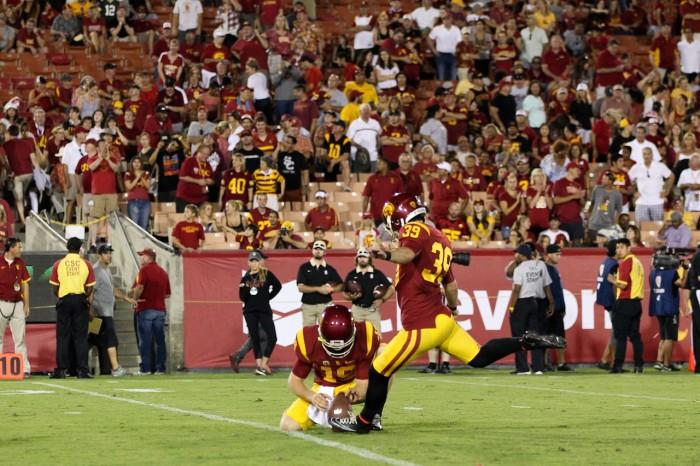 USC  Alex Wood Photo:  Jordon Kelly