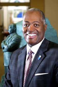 Harry Johnson, President/CEO of the Memorial Foundation