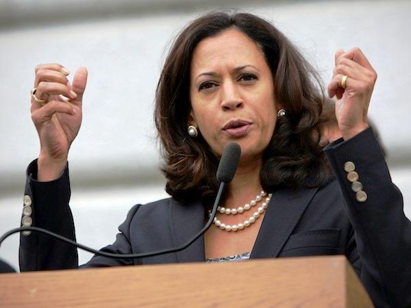 Attorney General Kamala D. Harris