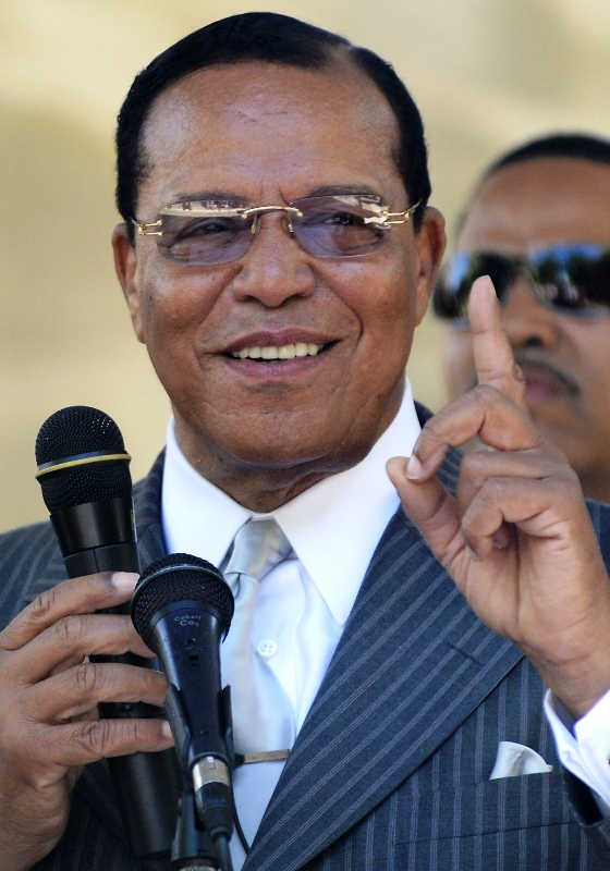 The Honorable Minister Louis Farrakhan (Sentinel File Photo)