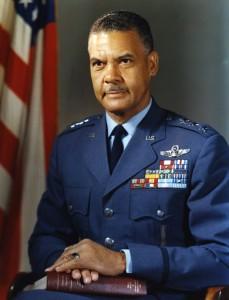 Benjamin O. Davis Jr. (file photo)