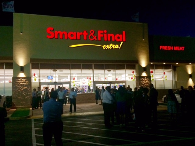 New Smart and Final Extra in Compton