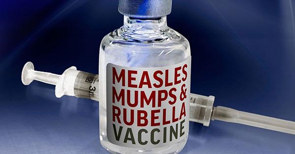 Measles, Mumps, Rubella vaccine (AP file photo)