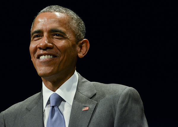 President Barack Obama delivered the keynote address during the 45th Annual Legislative Conference (ALC) Phoenix Awards Dinner in Washington, D.C. (Freddie Allen/NNPA News Wire/FILE PHOTO)