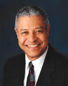 Clifton R. Wharton Jr. (file photo)