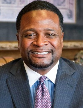 Dr. George T. French, Miles College President
