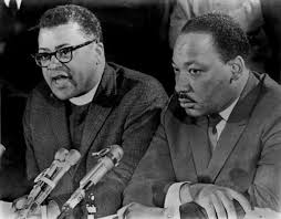 James M. Lawson and Martin Luther King Jr. (courtesy photo)
