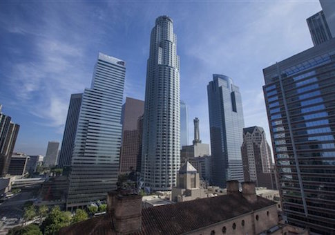 Downtown Los Angeles, California, USA (Image Source via AP Images)