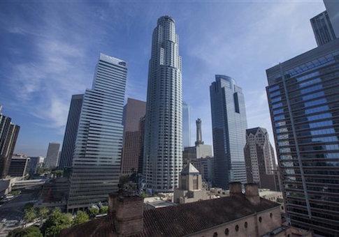Downtown Los Angeles, California, USA (Image Source via AP Images)