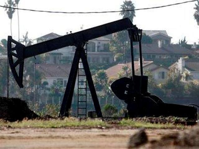 LOC - racist oil drilling