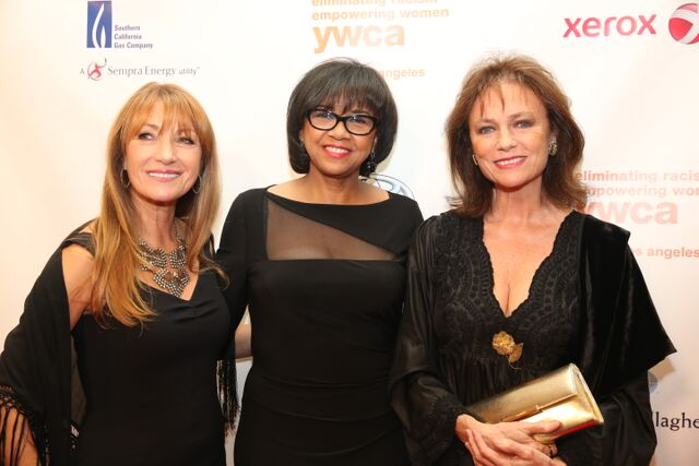 Cheryl Boone-Issacs, and Jacqueline Bisset