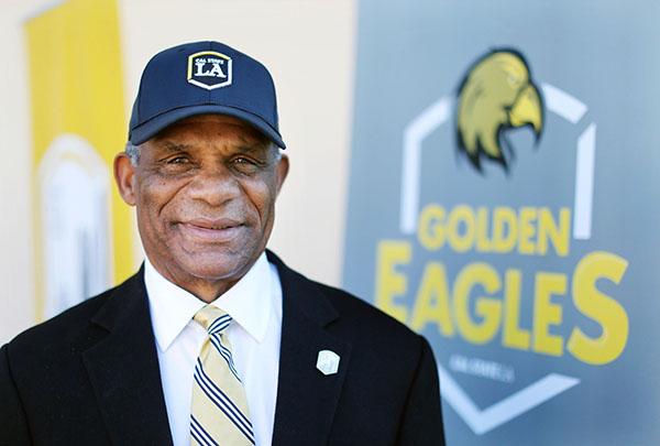 Mike Garrett Mike Garrett named executive director for athletics at Cal State LA