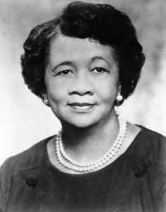 (Dorothy Height)