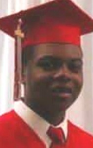6-This undated photo provided by his family shows Laquan McDonald. McDonald, whose name demonstrators are shouting as they march the streets and plan to shut down the city's glitziest shopping corridor on Friday, Nov. 27, 2015, lived a troubled life full of disadvantages and at least one previous brush with the law. (Courtesy of the Family via AP)