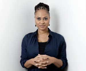 """Selma"" director DuVernay poses in Los Angeles"