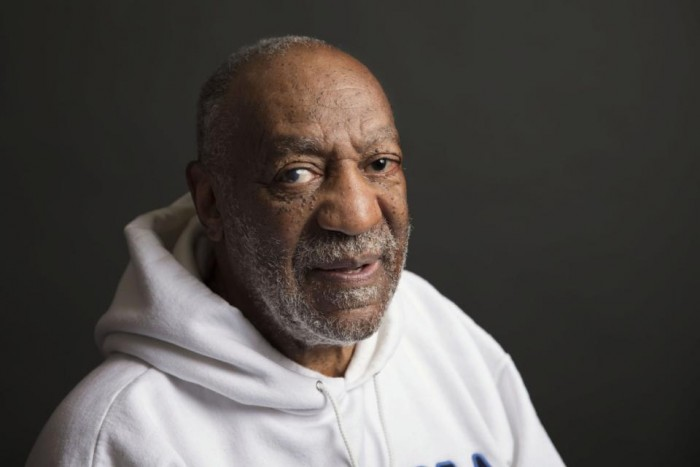 In this Nov. 18, 2013 file photo, actor-comedian Bill Cosby poses for a portrait in New York. Cosby sued supermodel Beverly Johnson for defamation in Los Angeles on Monday, Dec. 21, 2015, stating her claims that he drugged and attempted to sexually assault her in the 1980s were fabricated to help further her career.  (Photo by Victoria Will/Invision/AP, File)