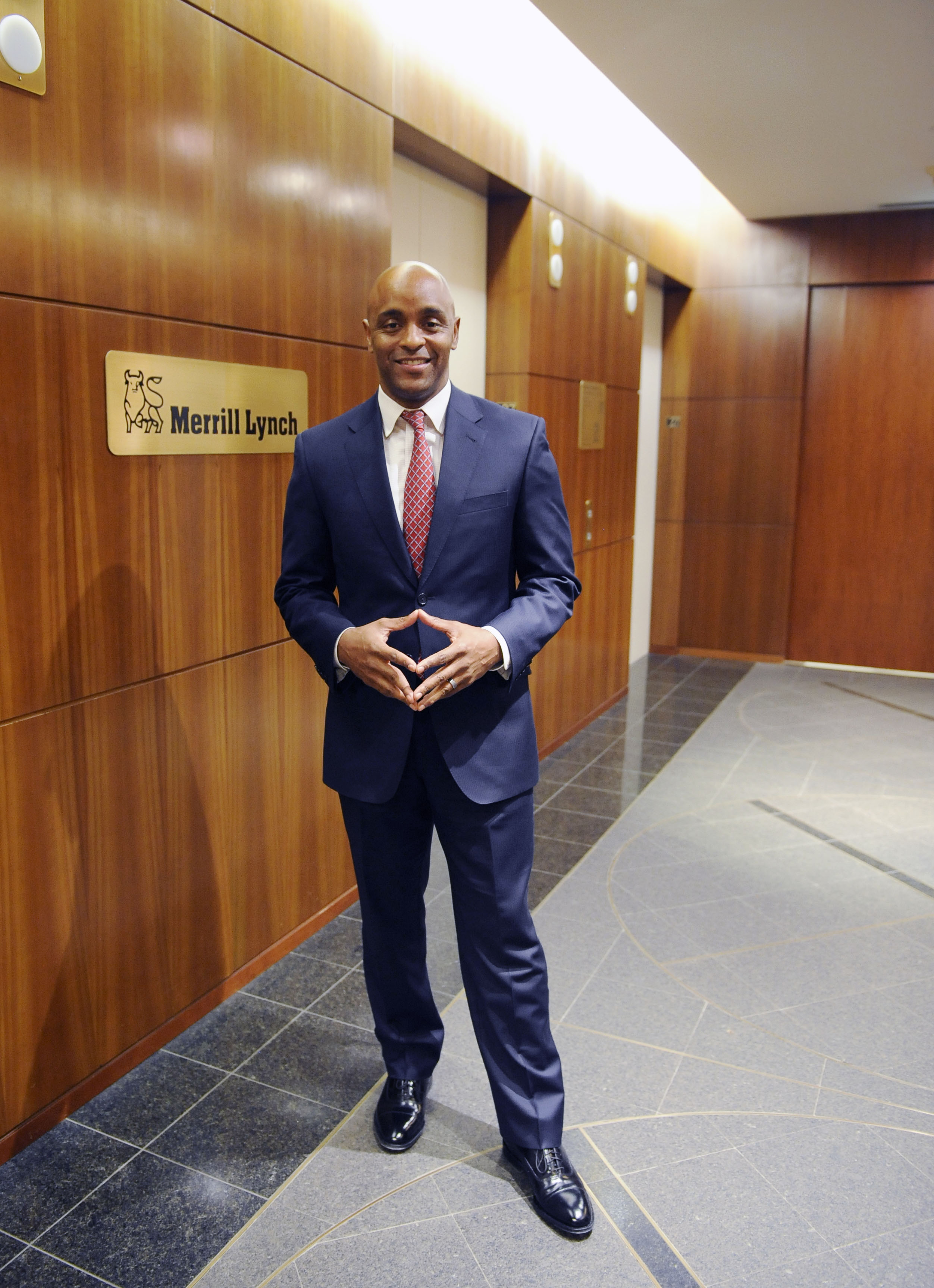 At First Glance, Bank Of America Merrill Lynch Executive Craig Young Is  Exactly As You Would Imagine A Coach And Corporate Manager To Be.
