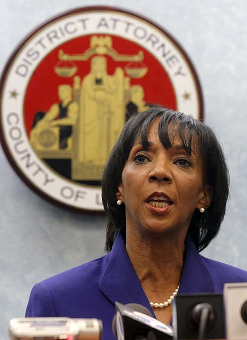 DA Jackie Lacey Refuses To Prosecute CHP! WHY? - Los Angeles
