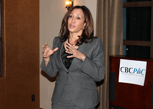 Attorney General & U.S. Senate Candidate Kamala Harris
