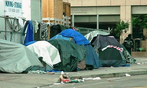 Council approves donation for homeless shelter los for Los angeles homeless shelter