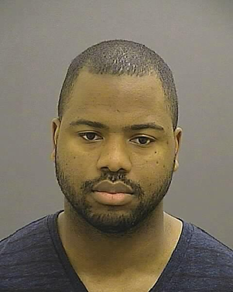 This file photo provided by the Baltimore Police Department on Friday, May 1, 2015 shows William G. Porter, one of six police officers charged with felonies ranging from assault to murder in the death of Freddie Gray. Porter took the stand Wednesday, Dec. 9, 2015 in his own defense. If convicted on all charges, the maximum penalty he faces is about 25 years. (Baltimore Police Department via AP)