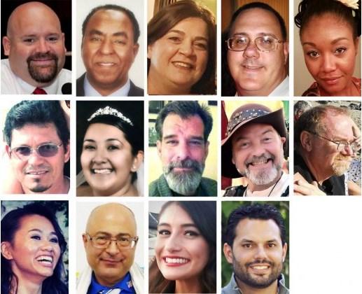 San Bernadino Victims