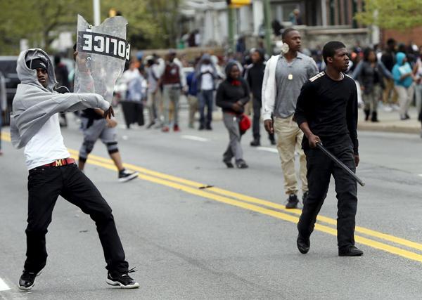 civil uprisings