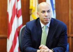 New Jersey Democratic Senator Corey Booker is one of just two African-Americans in the U.S. Senate. (Senator Cory Booker/Courtesy Photo)