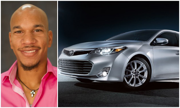 From Intern To Boss: Rob McConnell Designs Toyota's 2013 Avalon